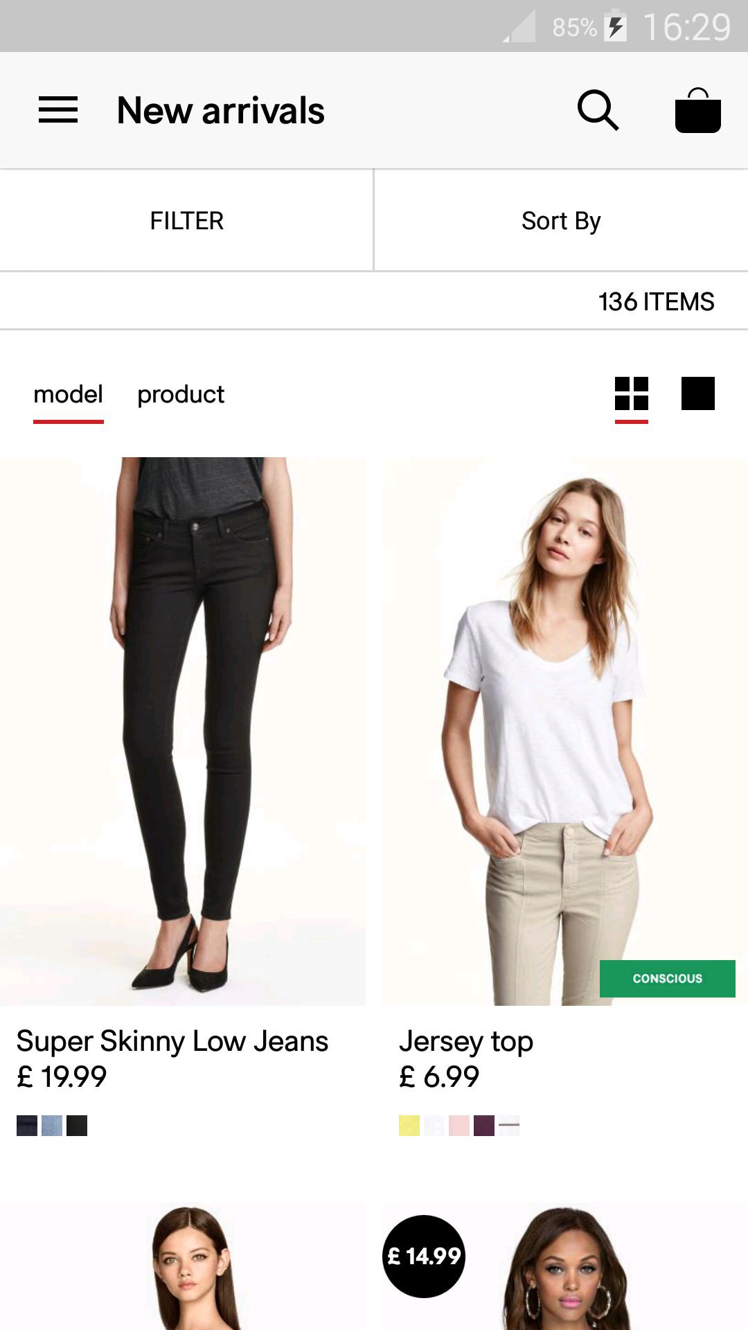H&M购物