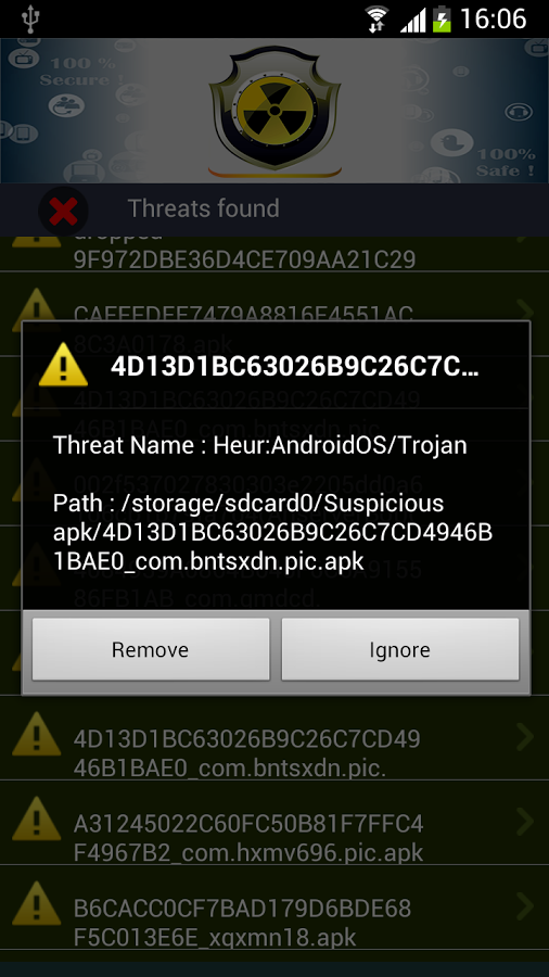 Antivirus Complete Security截图