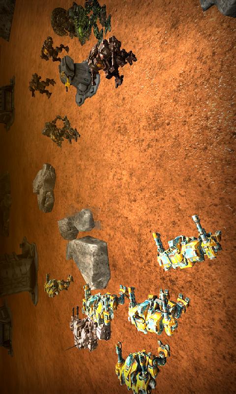 战争模拟器