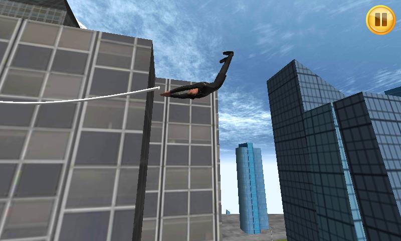 蜘蛛飞行3D