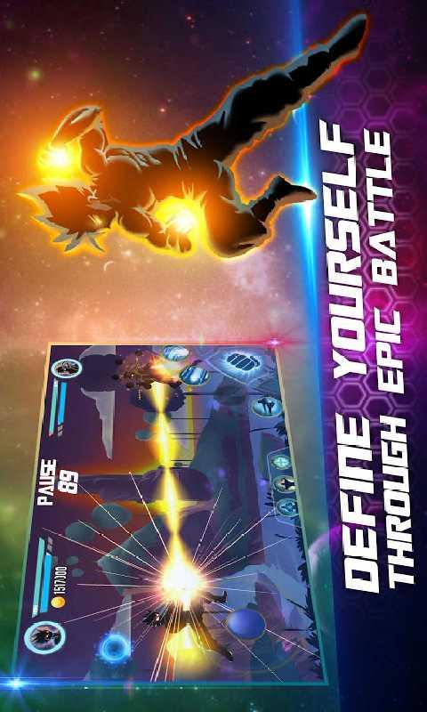 影子战士:超级英雄传奇截图