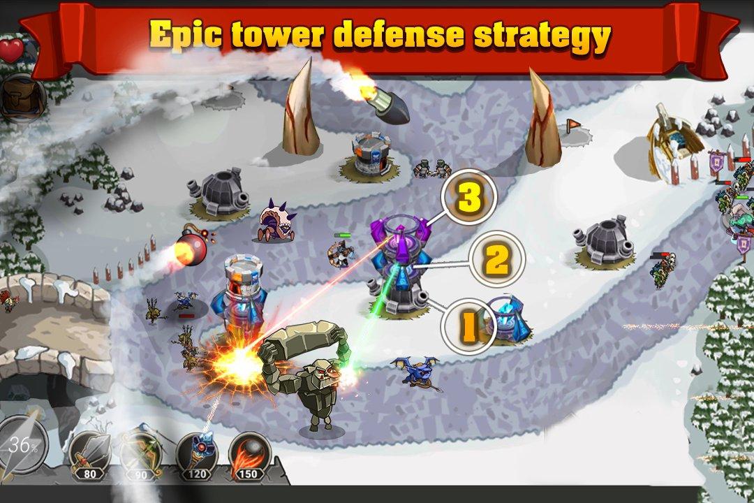 王国保卫战:最终防线截图