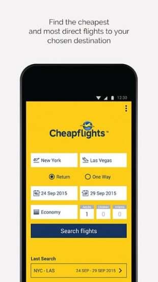 CheapFlights