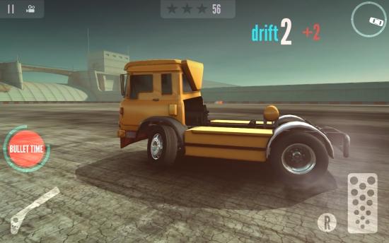 漂移地带:卡车 无限金币版