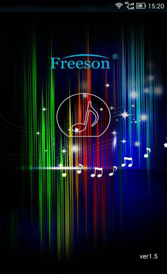 Freeson音乐力量截图