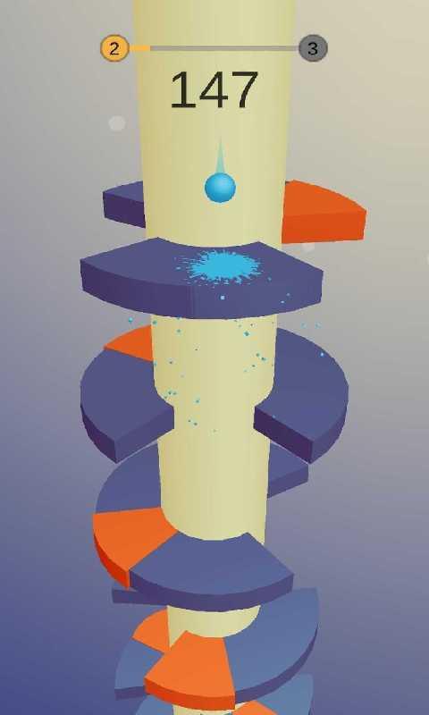 螺旋反弹空间