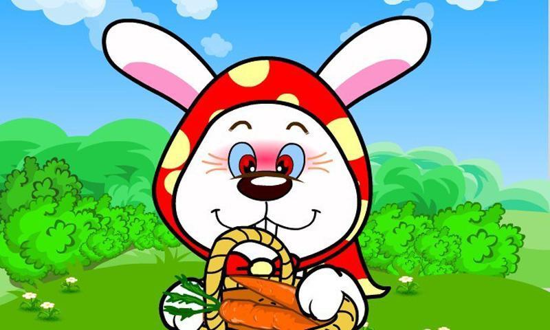 儿歌小兔子乖乖截图