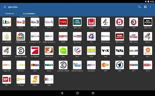 IPTV截图
