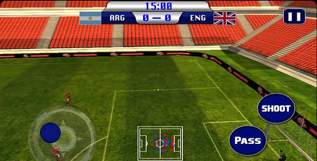 巴西真实足球
