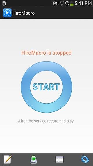 HiroMacro按键录制