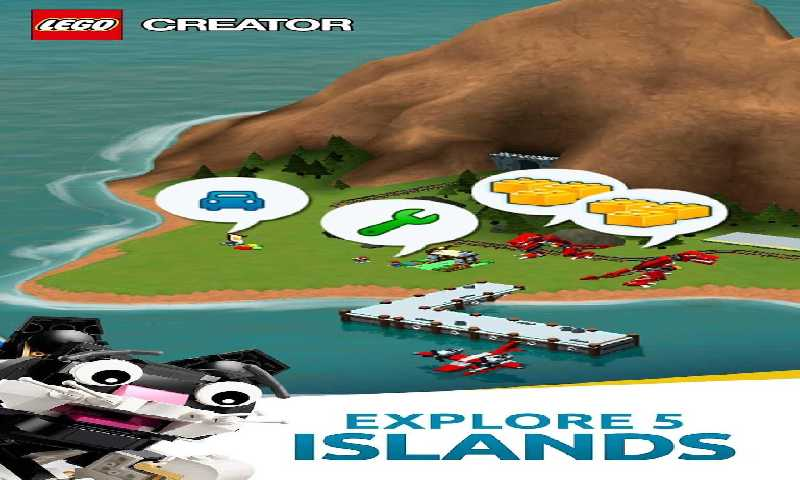 乐高:创意百变岛截图