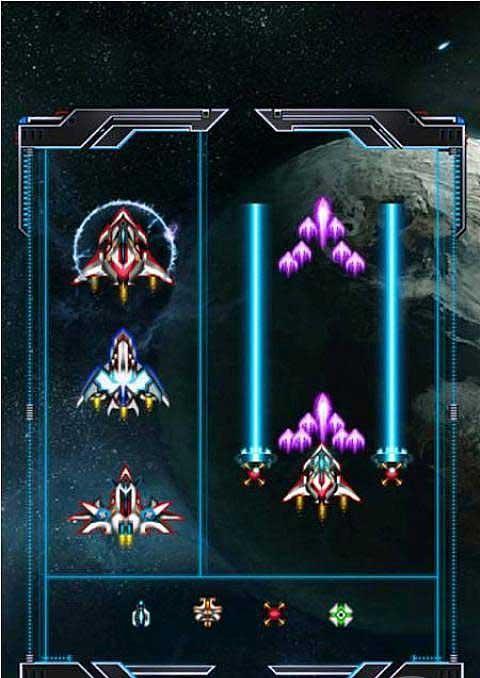 雷霆X战机截图
