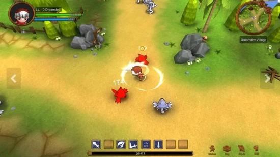 RPG幻想世界 无限金币版截图
