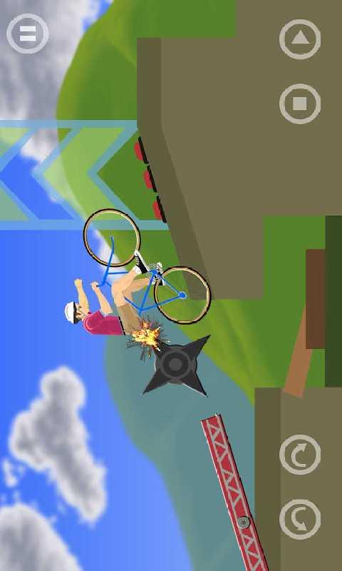 疯狂山地自行车
