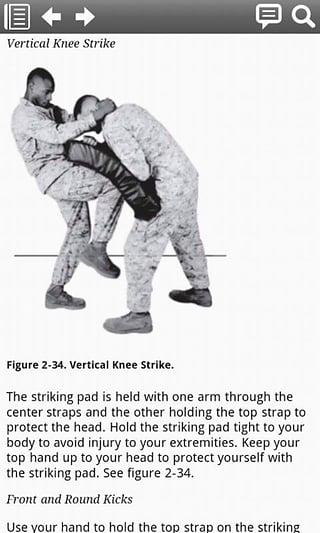 Marine Martial Arts MCRP 3-02B截图