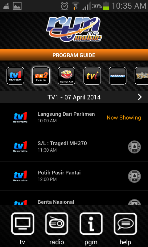 RTM Mobile