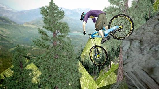 山地自行车大赛 完整版