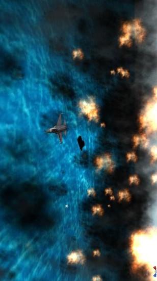 F18战机截图