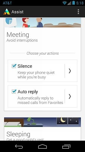 Motorola Assist截图