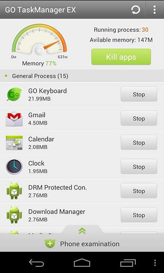 GO任务管理器EX