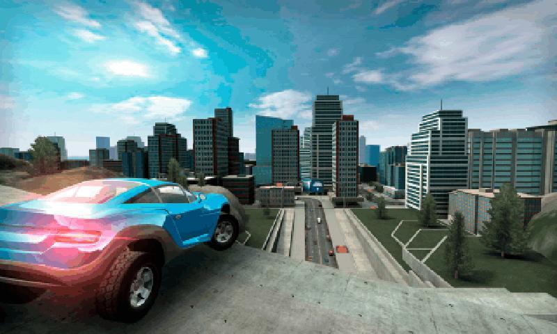 极限汽车驾驶模拟器2截图