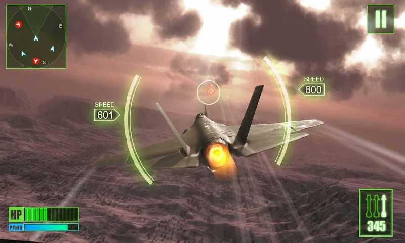 前线战机截图