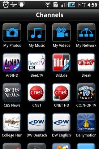 电视共享媒体