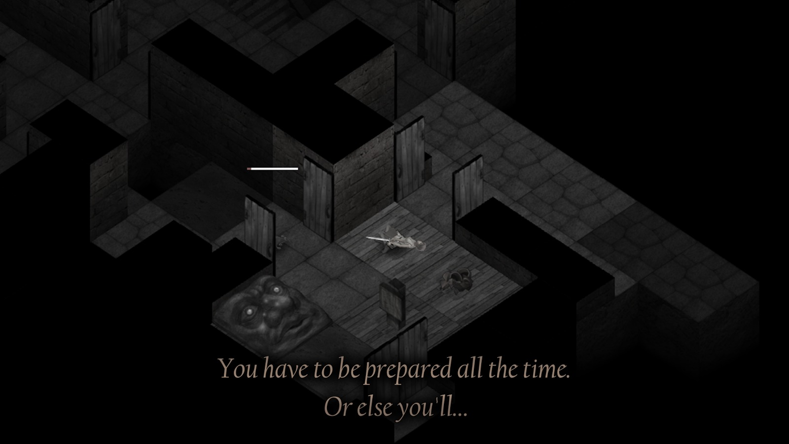 黑暗生存截图