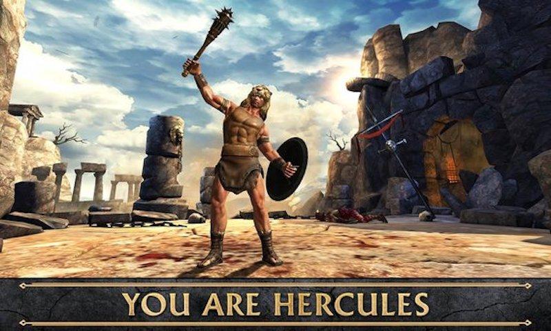 宙斯之子:赫拉克勒斯截图
