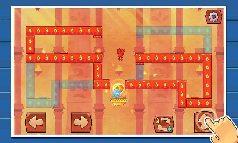 幸运男孩和美丽女孩2:爱情寺庙迷宫