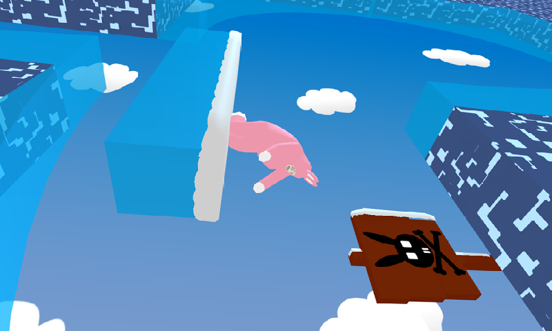 超级兔子人-魔性声控游戏截图