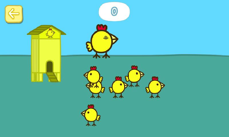 小猪佩奇: 开心母鸡截图