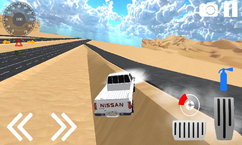 阿拉伯越野漂移模拟截图