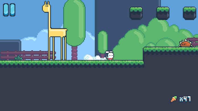 耶!小兔子