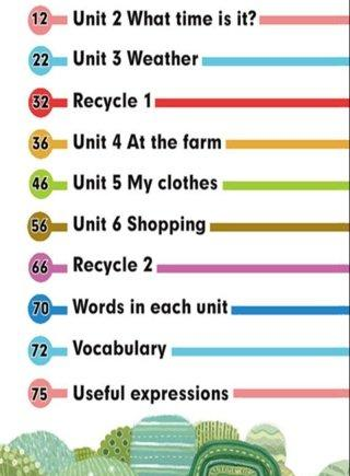 英语点读 四年级下