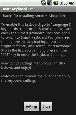 智能键盘截图
