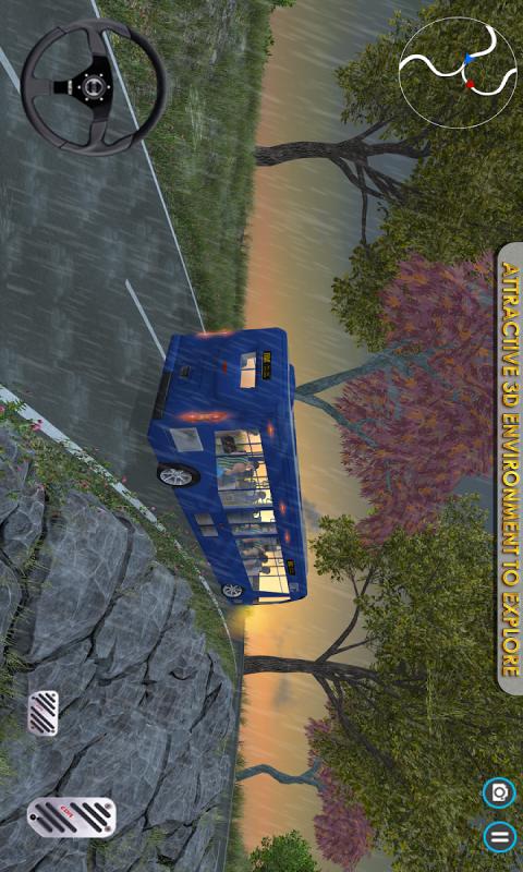 长途巴士模拟器截图