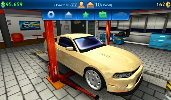 汽车技工模拟器2014 无限金币版截图