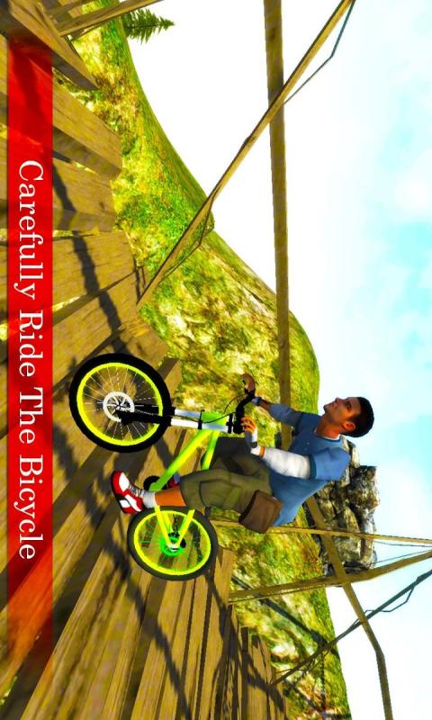 不可能的自行车比赛截图