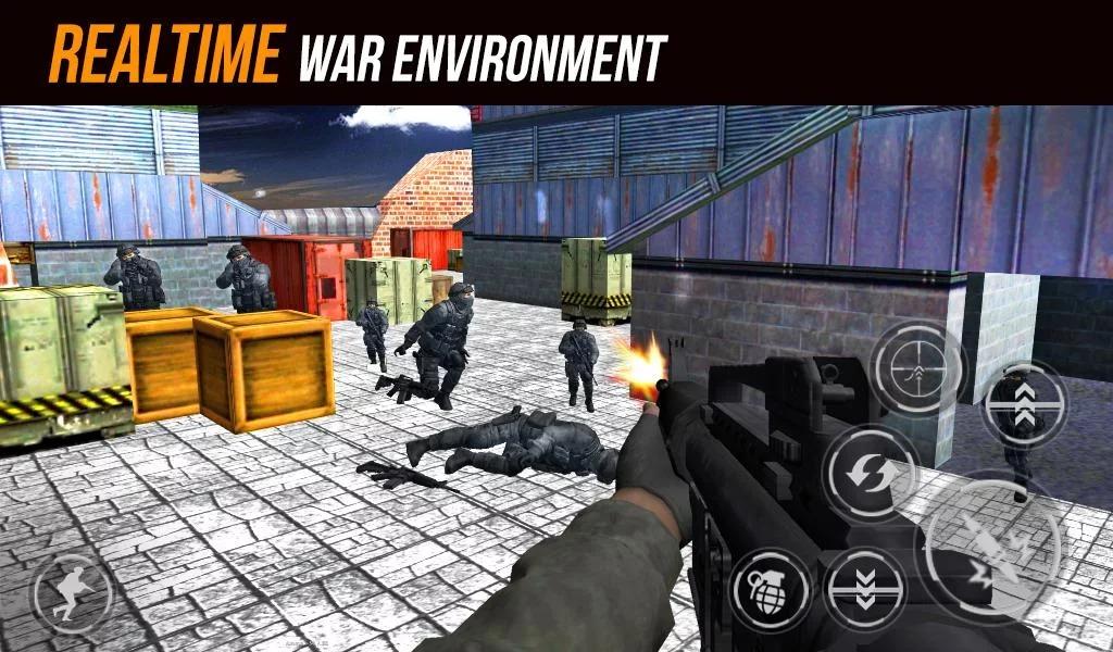 反恐袭击3D
