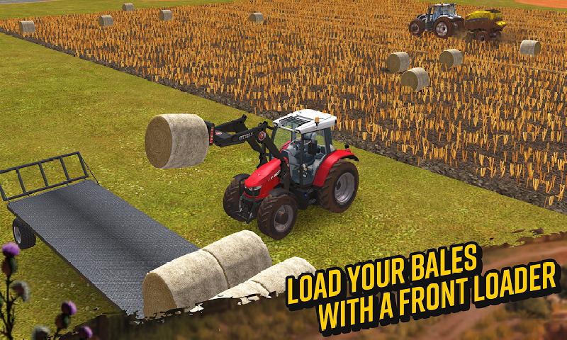 模拟农场18截图