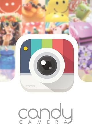Candy Camera截图