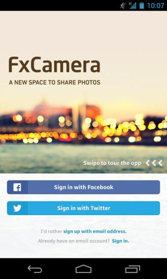 多模照相机软件
