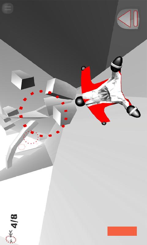 火柴人翼装飞行3D