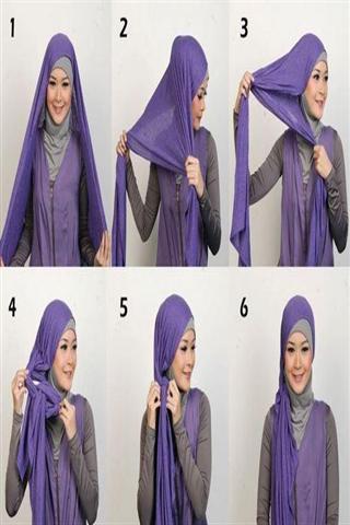 穆斯林妇女为什么带头巾分享展示