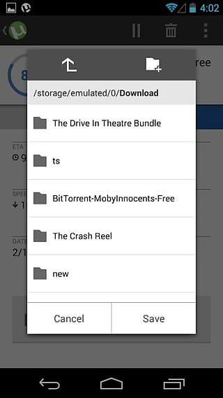 uTorrent截图