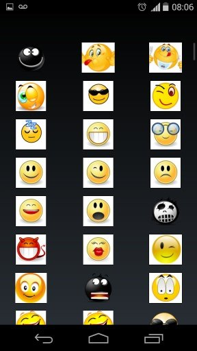 表情脸谱图片说明分享展示图片