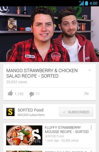 YouTube截图