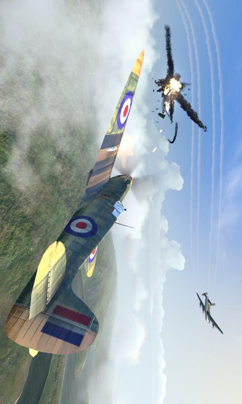 战机二战:空中战场截图