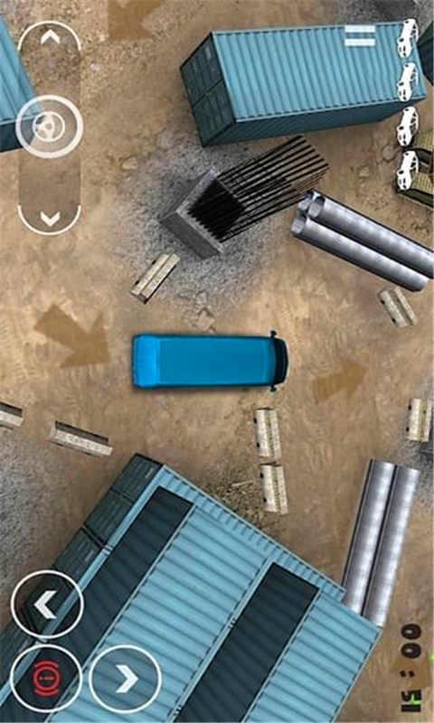 停车驾驶3D截图